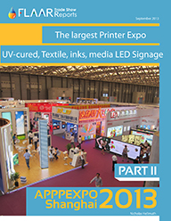 APPPEXPO-2013-Shanghai-FLAAR-Reports-UV-cured-solvent-textile-ink-media-CNC-LED-part-II-PRINT