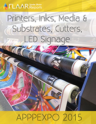 APPPEXPO 2015 Shanghai Printers Inks Media Substrates Cutters LED Signage FLAAR Reports-PRINT