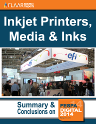 FESPA 2014 freebie but needs Subscription FLAAR Reports PRINT